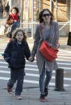 Celebrities Wonder 50744628_sarah jessica parker walks james to school_3.JPG