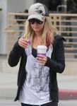 81048583 small 8 Ashley Tisdale at Coffee Bean With Her Father