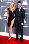 Celebrities Wonder 92297363_grammy awards 2012_Adam Levine and Anne Vyalitsyna 2.jpg