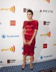 Celebrities Wonder 58836410_glaad-medi-awards_Naya Rivera 1.jpg