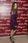 Celebrities Wonder 68935103_hilary-swank-leonardo-da-vinci_2 - Salvatore Ferragamo Sponsors Leonardo Da Vinci's Latest Exhibition 'The Saint Anne' Leonardo Da Vinci's Ultimate Masterpiece, Paris.jpg