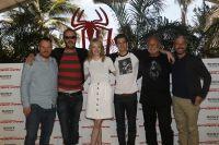 Celebrities Wonder 94980387_emma-stone-amazing-spider-man-cancun_8.jpg