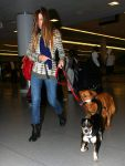 Celebrities Wonder 94713747_hilary-swank-airport_3.jpg