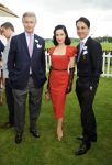 Celebrities Wonder 95899677_dita-von-teese-Cartier-Queen-Cup-Final_4.jpg