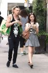 Celebrities Wonder 92449734_lily-collins-toronto_5.jpg