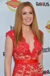 Celebrities Wonder 96701704_Bachelorette-Hollywood-Premiere_Isla Fisher 3.jpg