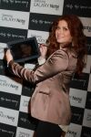 Celebrities Wonder 97568663_Samsung-Galaxy-Note-Launch-Party-nyc_Debra Messing 3.jpg