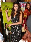 Celebrities Wonder 87354575_nina-dobrev-Seventeen-magazine-signing_4.jpg