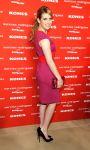 Celebrities Wonder 66390092_Narciso-Rodriguez-Kohls-Collection-launch_Emma Roberts 2.jpg