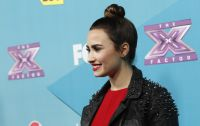Celebrities Wonder 5936494_X-Factor-Finalists-Party_Demi Lovato 3.JPG
