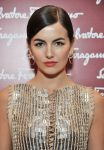 Celebrities Wonder 91415537_Salvatore-Ferragamo-store-launch-London_Camilla Belle 4.jpg