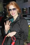 Celebrities Wonder 93678145_jessica-chastain-Arriving-Walter-Kerr-theatre_5.jpg