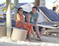 Celebrities Wonder 78514974_pregnant-jenna-dewan-beach_6.jpg