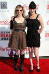 Celebrities Wonder 33855848_Streamy-Awards-red-carpet_Kirsten Vangsness and Pauley Perrette 2.jpg