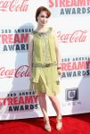 Celebrities Wonder 76473156_Streamy-Awards-red-carpet_Felicia Day 2.jpg