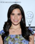 Celebrities Wonder 75961612_28th-Annual-Lucille-Lortel-Awards_America Ferrera 4.jpg