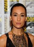 Celebrities Wonder 29648360_Divergent-press-line-at-Comic-Con_Maggie Q 4.jpg