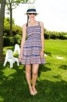 Celebrities Wonder 58289093_emy-rossum-Macklowe-Family-Fourth-of-July-Party_1.jpg