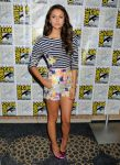 Celebrities Wonder 74398161_The-Vampire-Diaries-panel-during-2013-Comic-Con_Nina Dobrev 1.JPG