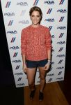 Celebrities Wonder 77076567_bruno-mars-concert_Ashley Greene 1.jpg