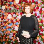 Celebrities Wonder 8644311_MAX-MARA-Accessories-Campaign-launch_Christina Hendricks 4.jpg