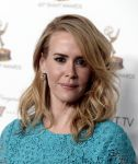 Celebrities Wonder 64966964_65th-Primetime-Emmy-Awards-Performer-Nominee-Reception_Sarah Paulson 2.jpg