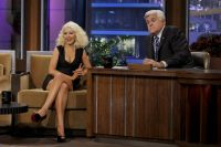 Celebrities Wonder 82746337_christina-aguilera-The-Tonight-Show-with-Jay-Leno_4.jpg