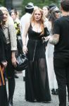 Celebrities Wonder 94712081_lindsay-lohan-Saints-of-the-Zodiac-fashion-show_4.JPG