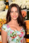 Celebrities Wonder 42568765_2013-Veuve-Clicquot-Polo-Classic_Jessica Lowndes 2.jpg