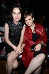 Celebrities Wonder 67749955_miu-miu-spring-2014-front-row_Michelle Dockery 4.jpg