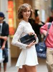 Celebrities Wonder 74697057_karlie-kloss-photoshoot-in-Times-Square_7.jpg