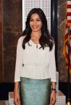 Celebrities Wonder 96127488_freida-pinto-Plan-International-event-at-The-Empire-State-Building_6.jpg