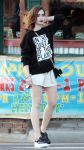Celebrities Wonder 95206062_lily-collins-los-angeles_2.jpg