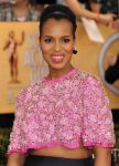Celebrities Wonder 96969949_pregnant-kerry-washington-2014-sag-awards_3.jpg