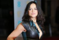 Celebrities Wonder 50735670_michelle-rodriguez-2014-bafta_4.JPG