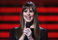 Celebrities Wonder 69779680_3rd-Annual-NFL-Honors_Jennifer Garner 3.JPG