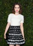 Celebrities Wonder 68905473_Chanel-Charles-Finch-Pre-Oscar-Dinner_Lily Collins 2.jpg