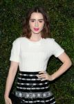 Celebrities Wonder 93901287_Chanel-Charles-Finch-Pre-Oscar-Dinner_Lily Collins 4.jpg