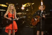 Celebrities Wonder 64178900_ACM-Presents-an-All-Star-Salute-to-the-Troops_Kimberly Perry 2.jpg