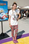 Celebrities Wonder 73694873_Despicable-Me-Minion-Mayhem-premiere_Hayley Kiyoko 1.jpg