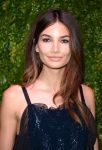 Celebrities Wonder 96534690_chanel-artists-dinner-tribeca-2014_Lily Aldridge 2.jpg