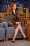 Celebrities Wonder 99451654_christina-hendricks-jimmy-fallon_1.jpg