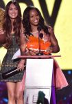 Celebrities Wonder 22853081_2014-Nickelodeon-Kids-Choice-Sports-Awards_Gabby Douglas 2.jpg