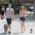 Celebrities Wonder 60713248_leighton-meester-dog-walking_5.JPG