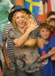 Celebrities Wonder 64650052_shakira-Despierta-America_6.jpg
