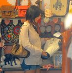 Celebrities Wonder 85185659_pregnant-rachel-bilson-shopping_5.jpg