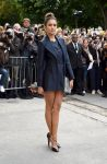 Celebrities Wonder 92395097_chanel-coture-front-row_Nina Dobrev 1.jpg
