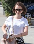 Celebrities Wonder 98023388_lily-collins-Andy-LeCompte-Salon_5.jpg