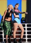Celebrities Wonder 87789890_2014-Budweiser-Made-In-America-Festival_Iggy Azalea and Rita Ora 2.jpg