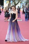 Celebrities Wonder 30955396_lily-collins-Love-Rosie-premiere-rome_3.jpg